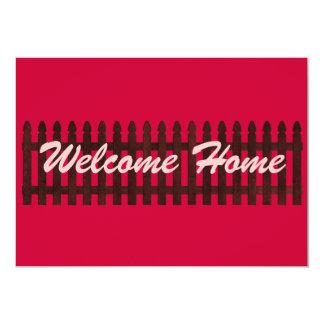 Welcome Home Custom Invite