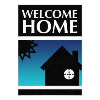 welcome home (mod sunset) custom announcements