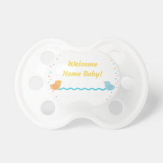 Welcome Home Pacifier