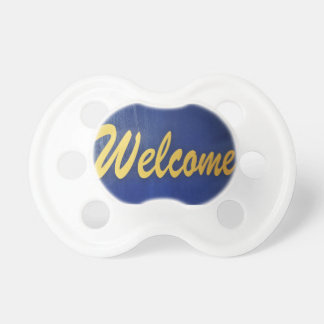 Welcome Pacifier