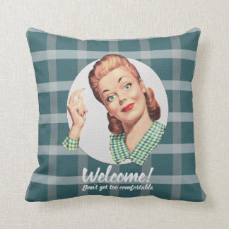 Welcome!  Pillow template