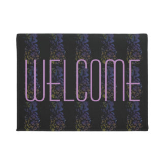 Welcome Pinepples Doormat