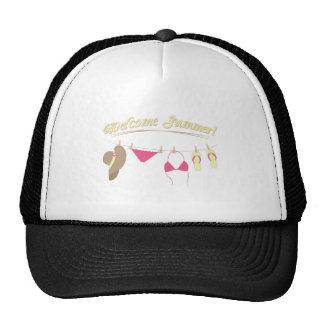 Welcome Summer Trucker Hat