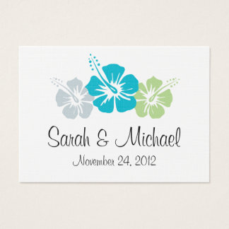 Welcome Tag for Destination Wedding