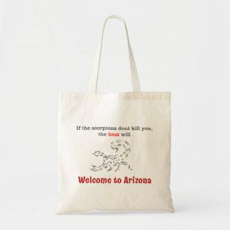 Welcome to Arizona! Tote Bag