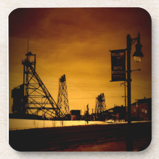 Welcome to Butte, Set of 6 coasters