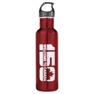 Welcome to Canada - 150 710 Ml Water Bottle