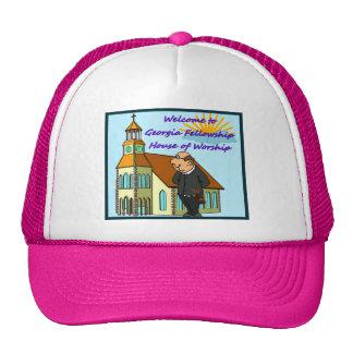 Welcome to Church in Georgia. DUCK!!! Trucker Hat