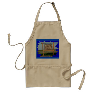 Welcome to Colorful Colorado APRON