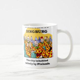 Welcome To Dingburg #3 Coffee Mug
