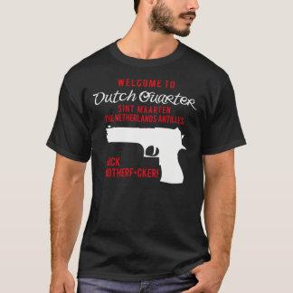 Welcome to Dutch Quarter T-Shirt