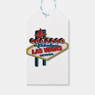 Welcome to Fabulous Las Vegas Gift Tags