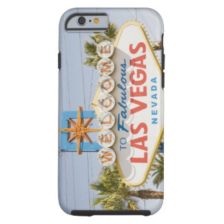 Welcome to fabulous las vegas nevada sign tough iPhone 6 case