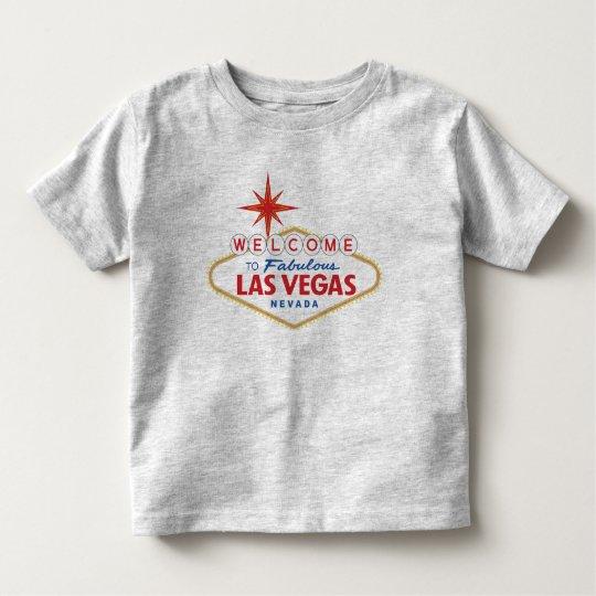 Welcome to Fabulous Las Vegas, Nevada Toddler T-shirt