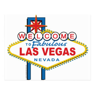 Welcome to Fabulous Las Vegas Post Cards