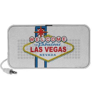 Welcome to Fabulous Las Vegas Retro iPhone Speakers