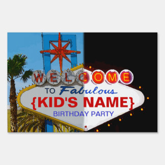 Welcome to Fabulous Your Birthday Party! Sign