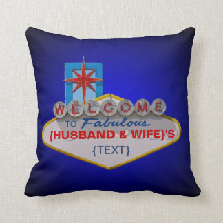 Welcome to Fabulous Your Castle! Throw Pillow
