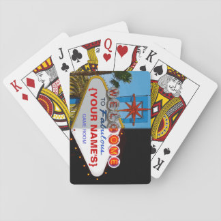 Welcome to Fabulous Your Game Room! Poker Deck