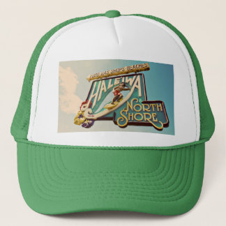 Welcome to Haleiwa Trucker Hat