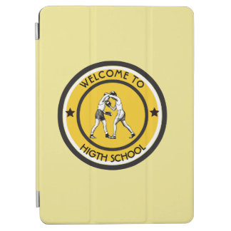 Welcome to High School iPad Air Cover