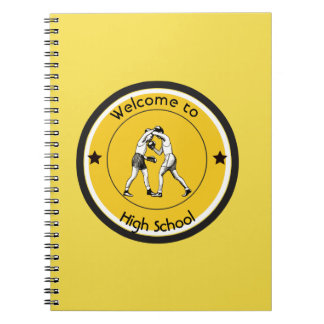 Welcome to High School Notebooks