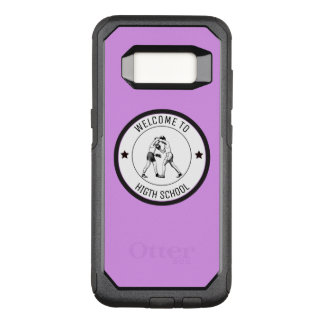 Welcome to High School OtterBox Commuter Samsung Galaxy S8 Case