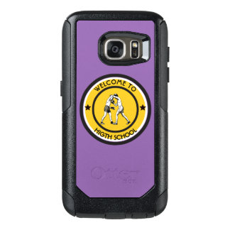 Welcome to High School OtterBox Samsung Galaxy S7 Case