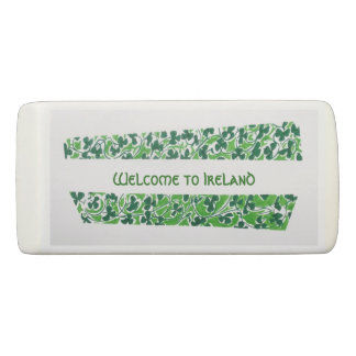 Welcome To Ireland Eraser