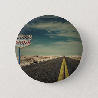 Welcome to Las Vegas 2 Inch Round Button