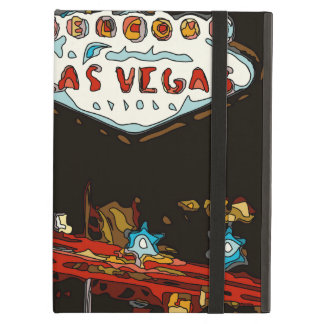 Welcome to Las Vegas Baby! iPad Air Cases