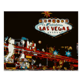 Welcome to Las Vegas Baby Posters