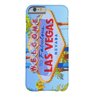 Welcome To Las Vegas Barely There iPhone 6 Case