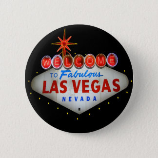 Welcome to Las Vegas Button