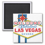 Welcome-to-Las-Vegas Fridge Magnet
