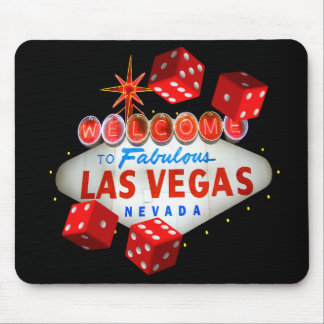 Welcome to Las Vegas Mousepad