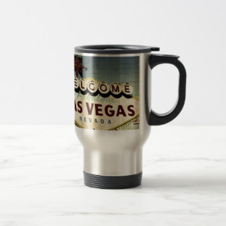 Welcome To Las Vegas Travel Mug