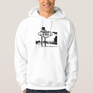 Welcome to Las Vegas Vector Graphic Hoodie
