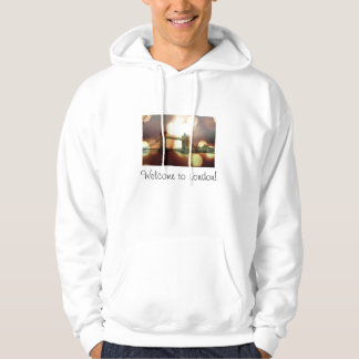 Welcome to London Hoodie