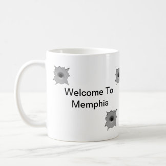 Welcome to Memphis Coffee Mug