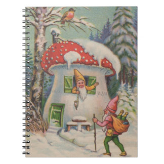 Welcome to Mushroom House Note Book
