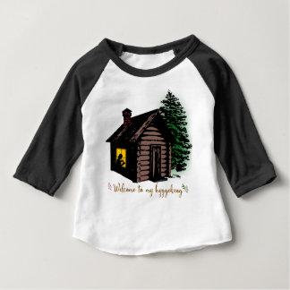 Welcome to my Hyggekrog Baby T-Shirt