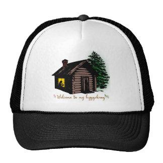 Welcome to my Hyggekrog Trucker Hat