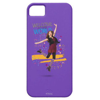 Welcome to My World iPhone 5 Covers
