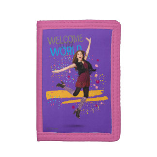 Welcome to My World Trifold Wallet
