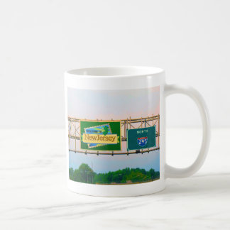 Welcome to New Jersey Coffee Mug