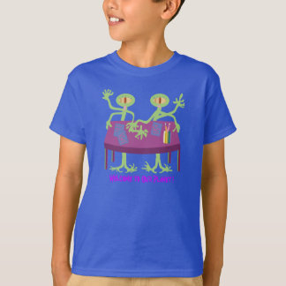 Welcome to Our Planet! T-Shirt