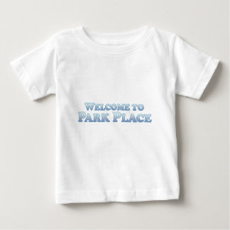 Welcome to Park Place - Mult-Products Baby T-Shirt