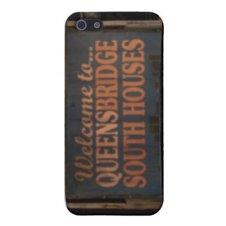 Welcome to Queensbridge Houses IPhone 5 Case