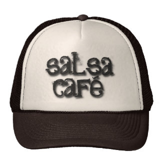 Welcome to Salsa Cafe Trucker Hat